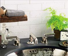 Kitchen Accents We Love Brickwork Waterworks And Subway