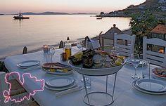 HIPPIE FISH - Mykonos, Grecia