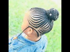 Kids Fulani Braids : Show-Stopping Cornrows for Little Girls