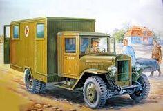 Resultado de imagen para ambulancias 2da guerra