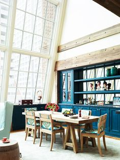 Sherwin Williams Color of the Year 2018 — Dining Room