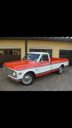 Trusty Rusty! 72 GMC Sierra classic long wheel base