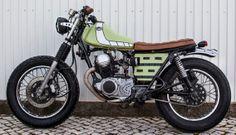Yamaha SR 125 LAB#12 by Lab Motorcycles