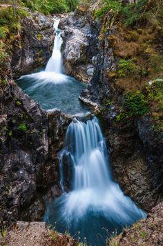 Little Qualicum Falls, Vancouver Island, Canada