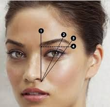 Get them eyebrows on fleck with these tips. for face shapes Get Them Eyebrows On Fleek Perfect Eyebrow Shape, Perfect Brows, Perfect Makeup, Gorgeous Makeup, Pretty Makeup, Simple Makeup, Elf Make Up, Eyebrow Makeup Tips, Makeup Eyebrows