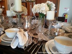 Table Setting Ideas For Fall Halloween Coffee Server