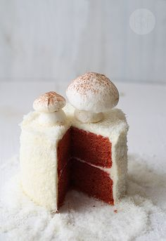 Red velvet natural, sin colorantes