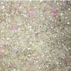Bakery Bling™ Opal Glittery Sugar™ - Shop now at: www.bakerybling.com