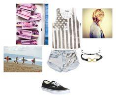"""Summer time"" by malda-yolo ❤ liked on Polyvore featuring Billabong, Vans, Pura Vida, MANGO, Runwaydreamz, Disney, women's clothing, women's fashion, women and female"
