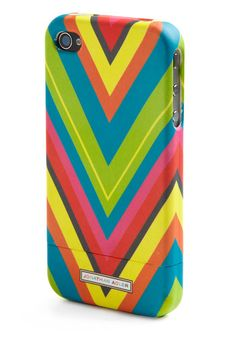 I really like this but maybe in gray and white. I'll have to do some searching. The colors are fun though. : ) Iphone 4 Cases, Phone Covers, Surf Style, New Love, Hot Outfits, Fashion Advice, Modcloth, Macbook, Phone Accessories