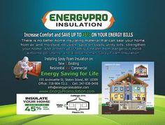ENERGY EFFICIENT SPRAY FOAM INSULATION │Home Energy Audit