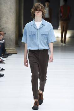 Neil Barrett Spring-Summer 2017 - Milan Fashion Week #MFW