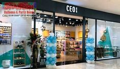 CEO is open at Level 2, Unimart Capitol Commons You'll surely love their simple yet fashionable, practical and useful things. Momshies wouldn't resist CEO's dainty and household needs.