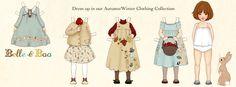 Belle & Boo Children's clothing design