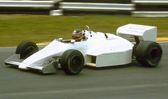 1983 Arrows A6 - Ford (Thierry Boutsen test Brands Hatch)
