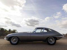 1964 Jaguar E-Type Series-1 Fixed Head Coupe