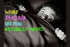 quizzes: What Phobia Do You Actually Have? Types Of Phobias, List Of Phobias, Weird Phobias, Quizzes Funny, Girl Quizzes, Fun Quizzes, Random Quizzes, Quizzes Buzzfeed, Types Of Anxiety Disorders