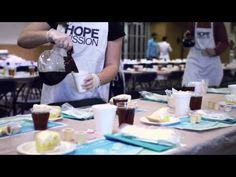 On Monday, April Hope Mission served hundreds of homeless and hungry from Edmonton's inner city a hot Easter dinner. This short video covers the process, from prep to cleanup, capturing quite a few smiles along the way. Easter Dinner, Along The Way, Inspirational, City, Videos, Cities