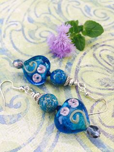LOVE Blue, Hearts & Stones