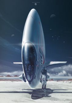 hover craft by simon fetscherSpectrum 19: The Best in Contemporary Fantastic Art