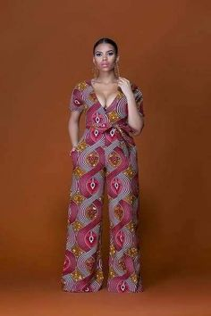Rock the Latest Ankara Jumpsuit Styles these ankara jumpsuit styles and designs are the classiest in the fashion world today. try these Latest Ankara Jumpsuit Styles 2018 African Print Jumpsuit, Ankara Jumpsuit, Ankara Gowns, African Print Dresses, African Dress, African Ankara Styles, African Dashiki, Short Jumpsuit, African Inspired Fashion