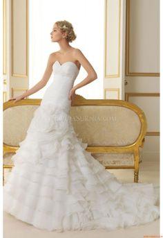 Vestidos de noiva Luna Novias 168 Toledo 2013