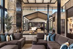 Walls of glass defines Arizona home re-imagined for a modern lifestyle