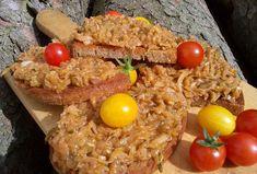 Cuketová pomazánka ala tatarák - Recepty.cz - On-line kuchařka Fried Rice, Fries, Meat, Chicken, Ethnic Recipes, Food, Essen, Meals, Nasi Goreng