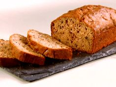 Zucchini and Apple Bread from FoodNetwork.com