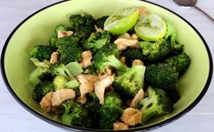 skinnymixer's Chilli Lime Chicken Stirfry - Thermomix