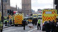 """Two people have died in the Westminster attack, Sky sources say, while several of those hurt have """"catastrophic"""" injuries. Britain, Times Square, Cathedral, Spirituality, Street View, The Unit, Activities, Travel, Westminster Attack"""