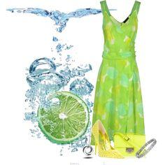 Water n lime!