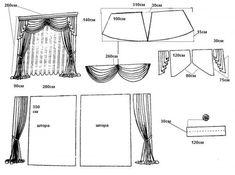 Модель 6 | Шторы - все о дизайне окна