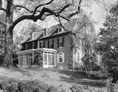 Belfield, also known as the Charles Willson Peale House, was the home of Charles Willson Peale from 1810 to 1826, and was declared a National Historic Landmark in 1965. The Belfield Estate was a 104-acre (42 ha) area of land in Philadelphia, Pennsylvania, much of which is now a part of La Salle University's campus.