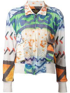Vivienne Westwood / 'Faith' mesh jacket – Case Study Space