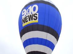 Hot Air Ballooning Over The National Cherry Festival - Northern Michigan's News Leader