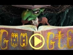 ▶ Happy Halloween! Witch Google Doodle 2013 interactive [HD] - YouTube
