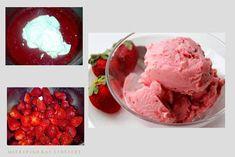 Παγωτό φράουλα!! Πανεύκολο!! ~ ΜΑΓΕΙΡΙΚΗ ΚΑΙ ΣΥΝΤΑΓΕΣ Ice Cream, Sweet Tooth, Desserts, Recipes, Food, No Churn Ice Cream, Tailgate Desserts, Deserts, Icecream Craft