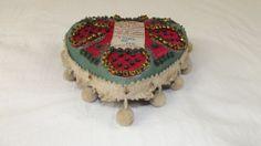 WW1 'Sweet Heart' Pin Cushion 'Think Of Me..'