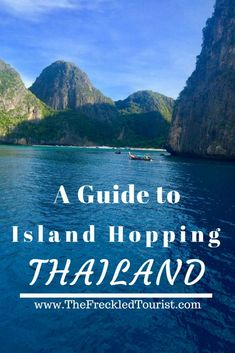 Your complete Thailand island hopping itinerary #asiatravel