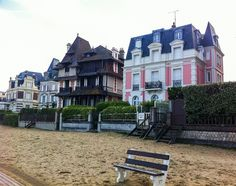 Trouville, Normandy, France. Buy property in France...