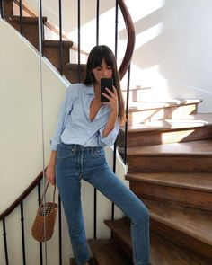 French Wardrobe : How to Get Started French Wardrobe : How to Get Started French Fashion: 10 SecretIf You're a French Girl,A-Guide-to-French-Style- Fashion Mode, Look Fashion, Girl Fashion, Fashion Outfits, Casual Outfits, Fashion Basics, Fashion Check, Travel Fashion, Curvy Fashion
