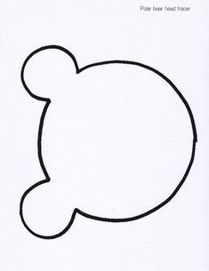 Simple Face Paint Ideas Bear Paw