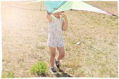 Montgolfières & cerf-volant