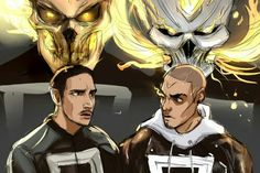 Robbie Reyes Ghost Rider comic & cinematic