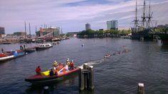 KNRM @knrm KNRM aanwezig voor veiligheid zwemmers RT @NU: Amsterdam klaar voor tweede editie City Swim: