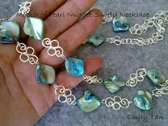 by Emily Tan - this girl is creative with her designs wirework designs.