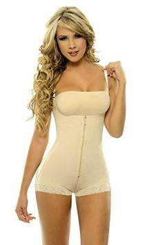 f046cf40f1ca3 Lingerie Body Shaper Women girdle that lifts the bust line controls the  abdo. Junior girdle that lifts the bust line