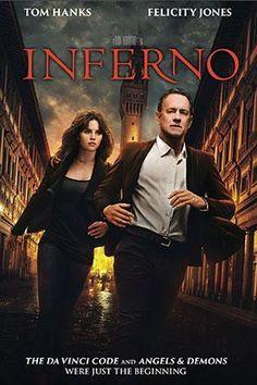 Inferno, Movie on DVD, Thriller & Suspense