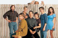 """Home Improvement"" cast. Lopez Show, Home Improvement Cast, George Lopez, Separate Ways, Newest Tv Shows, 90s Nostalgia, Prime Time, Simple House, Then And Now"